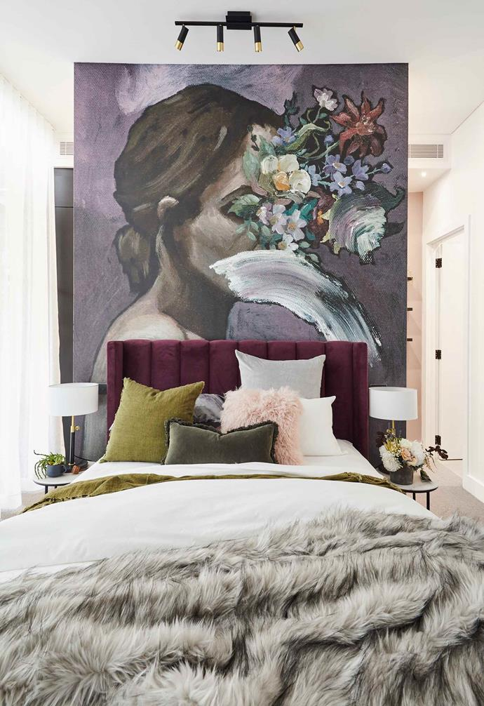 El'ise and Matt have made bold style statements throughout their home.