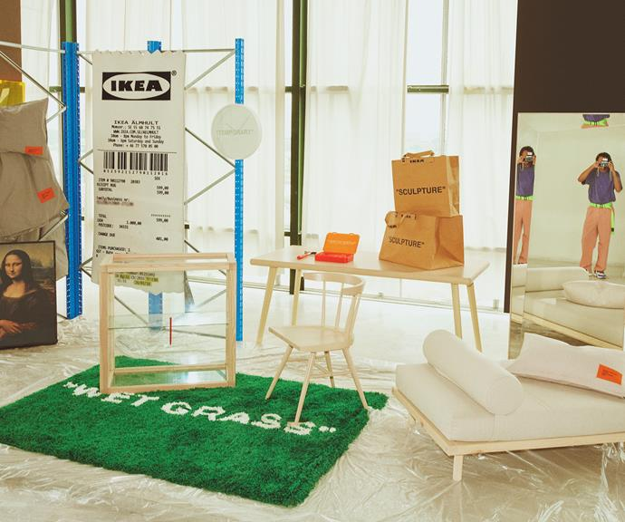 A first look at the entire IKEA x Virgil Abloh collection