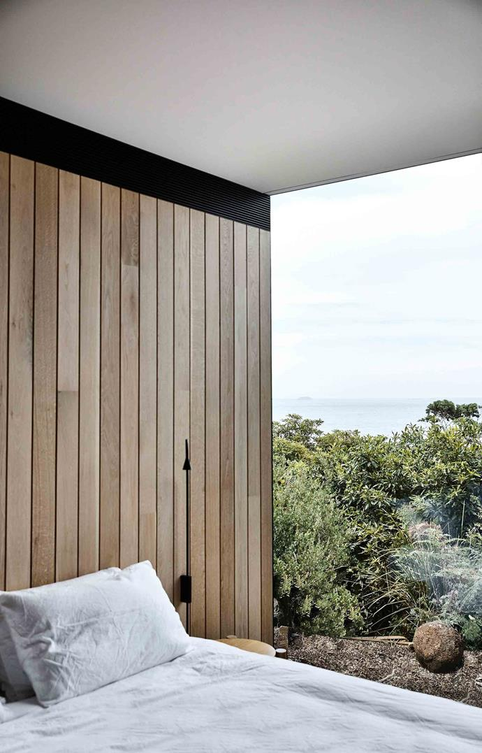 Robyn Barlow Landscape Architect designed the newly established native garden around the house.