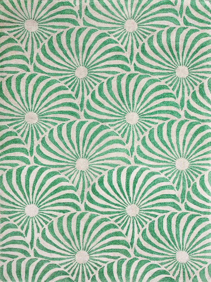 """'Transterior Plume' indoor/outdoor **rug** by Jamie Durie, from $945, at [The Rug Collection](https://www.therugcollection.com.au/product/transterior-plume/