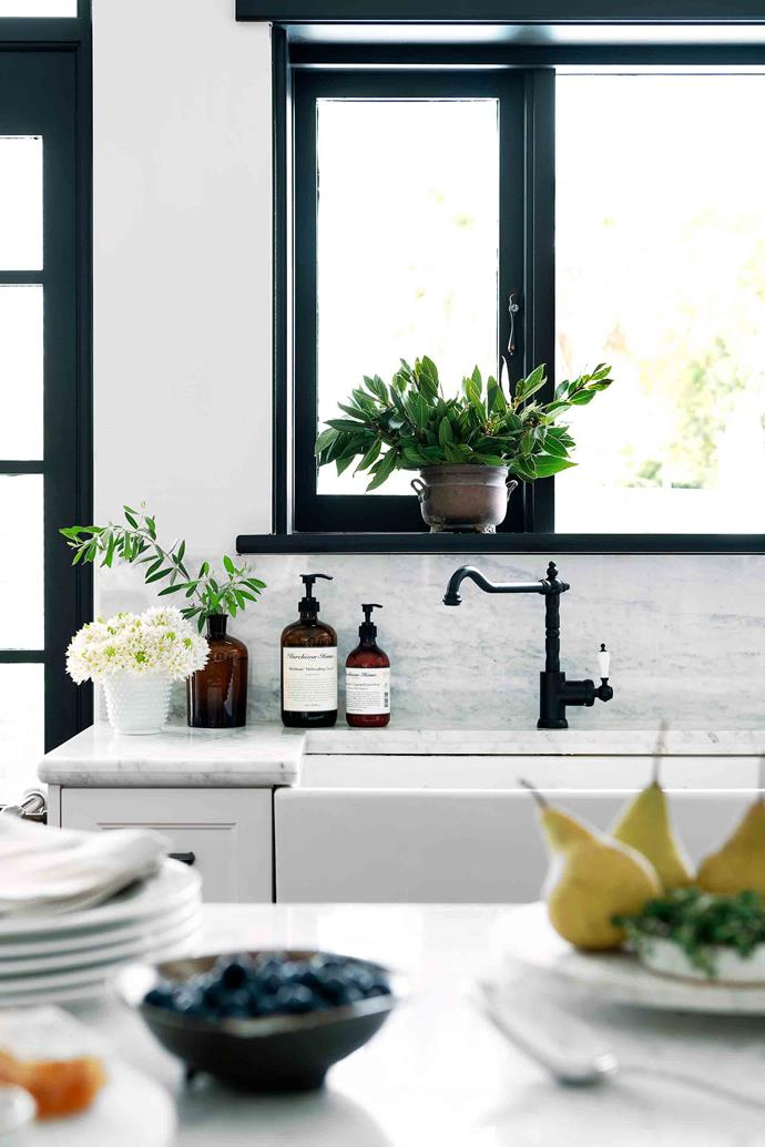 Your kitchen sink could be a source of bad odours.