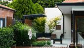 A Federation home with evergreen landscaping ideas