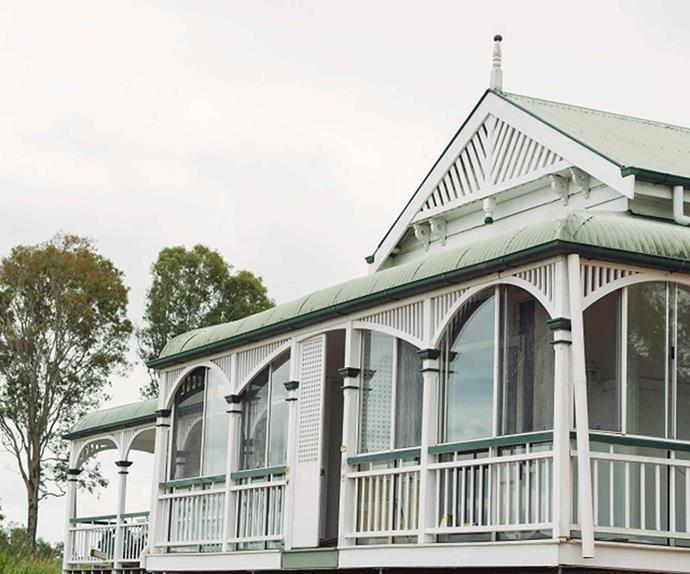 Queenslander home exterior