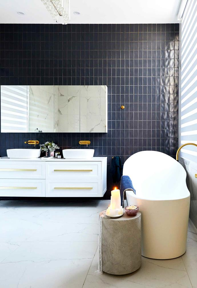 """**Week 10, Studio** Mitch and Mark used [studio week](https://www.homestolove.com.au/the-block-2019-studio-room-reveals-20735