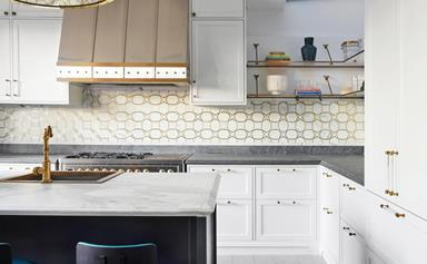 Terrace kitchen by Thomas Hamel & Associates
