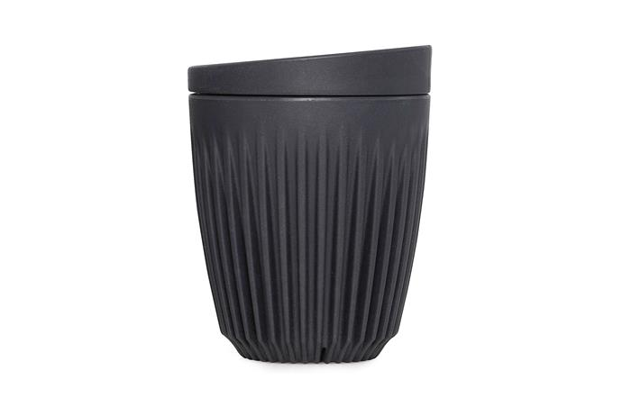 """8oz HuskeeCup, $52/4 pack, and lid, $20/4 pack, at [Huskee](https://shop.huskee.co/
