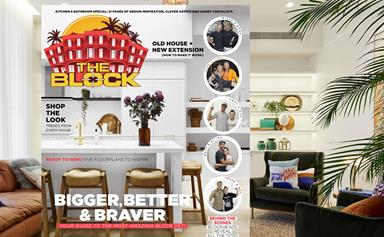 The Block magazine: 2019 collector's edition