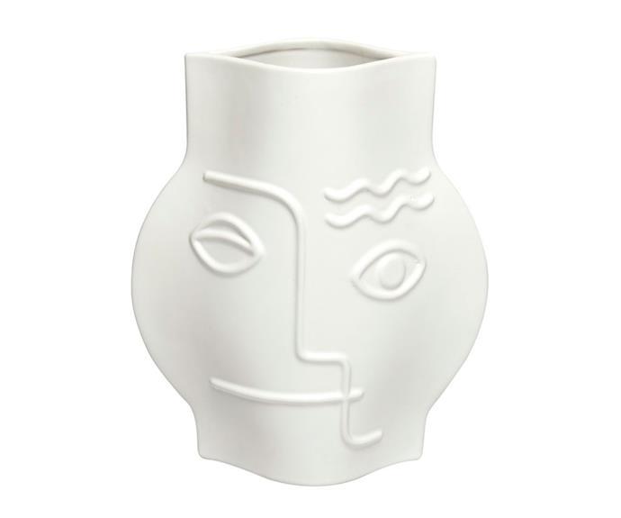 "Peppi vase, $160, [Fenton and Fenton](https://www.fentonandfenton.com.au/|target=""_blank""|rel=""nofollow"")."