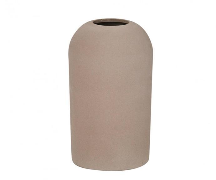 "Medium Dome vase by Kristina Dam Studio, $155, [Designstuff](http://www.designstuff.com.au/|target=""_blank""|rel=""nofollow"")."