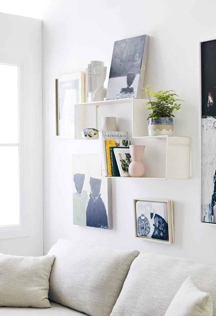 """One of the [best small space styling tips](https://www.homestolove.com.au/small-room-decor-19568