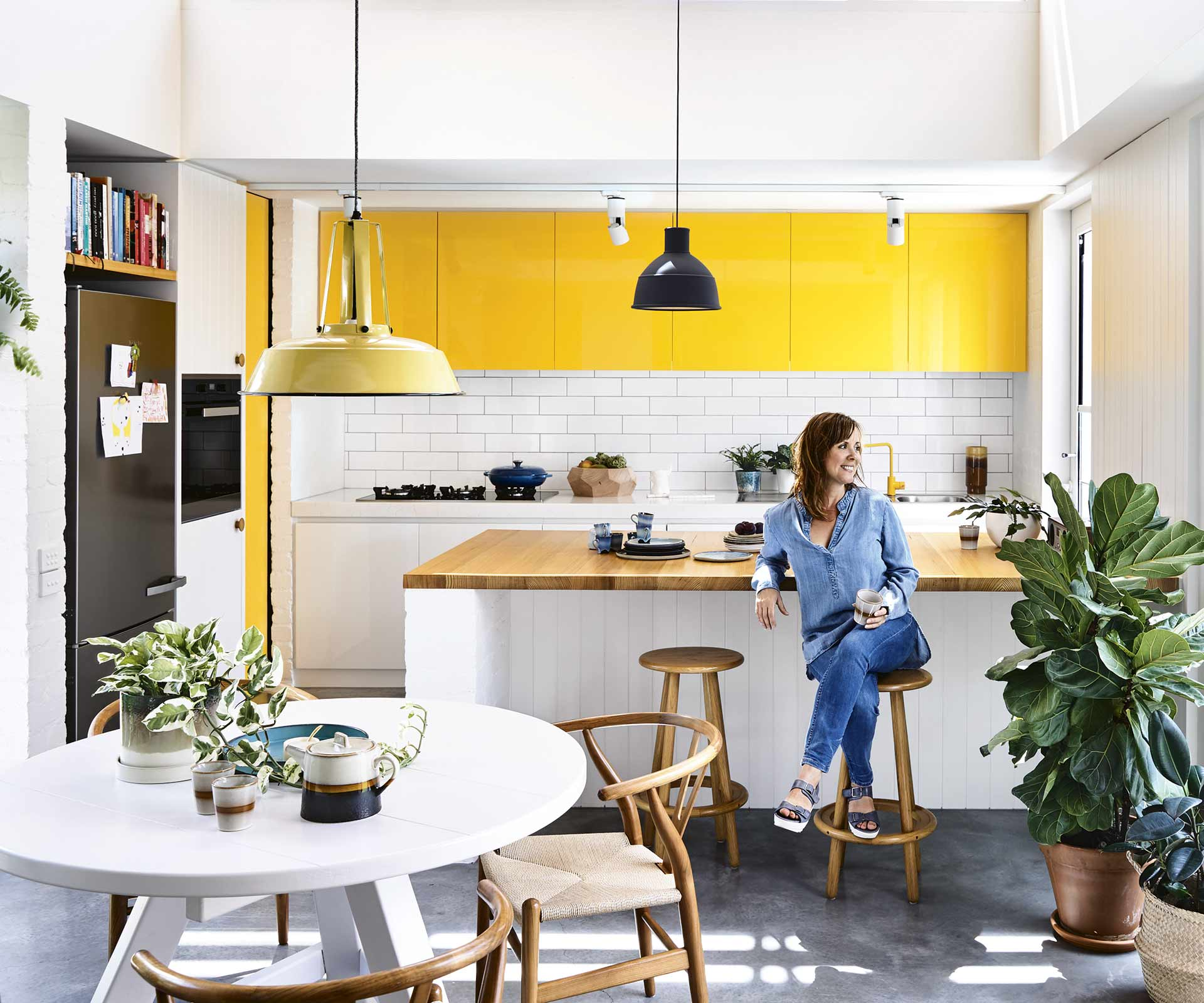 A modernist house with 80s style in Melbourne | Inside Out