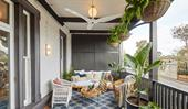 The Block 2019: front verandah reveals