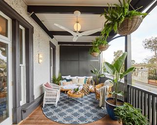 the block 2019 verandahs