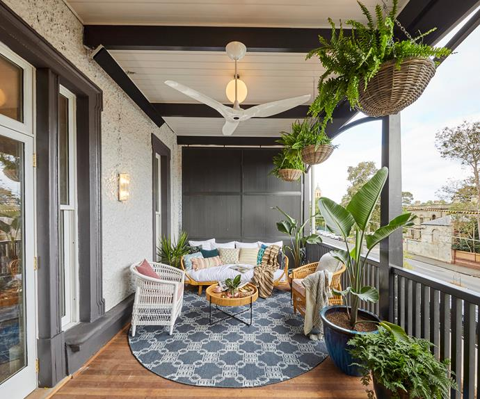 the block 2019 verandahs