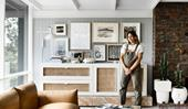 Designer and stylist Simone Haag's own home renovation