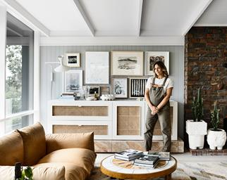 Simone Haag home