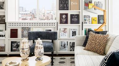 A businesswoman's bold New York City apartment by Kelly Wearstler