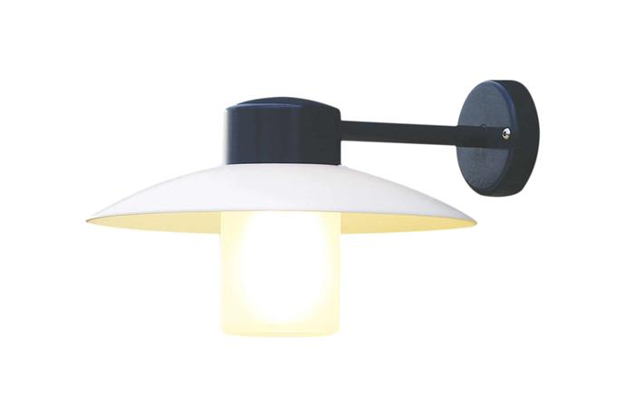 "Roger Pradier 'Aubanne No.1' wall light, $599, [Special Lights](http://speciallights.com.au/|target=""_blank""|rel=""nofollow"")."