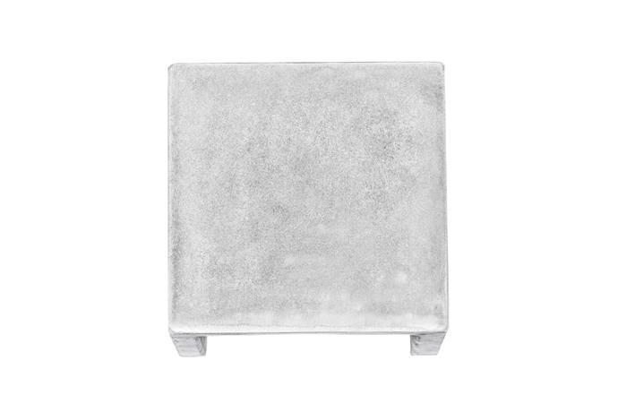 "Seed Design 'Castle' wall light, $185, [Mondoluce](https://www.mondoluce.com/|target=""_blank""|rel=""nofollow"")."