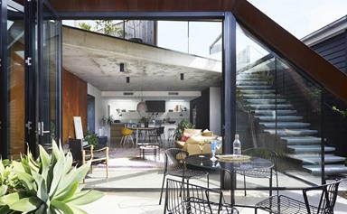 An eclectic house in Melbourne that's full of sustainable surprises