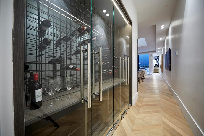 *The* $5000 wine cellar!
