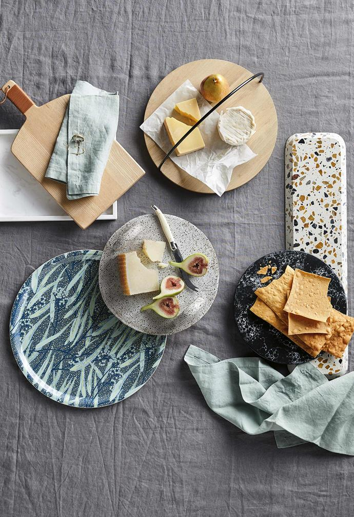 "Linen table napkin in Sage, $50 for set of 4, [Cultiver](https://cultiver.com.au/|target=""_blank""