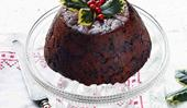 A grandma's traditional Christmas pudding recipe