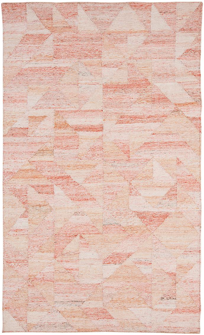 "Astrid geometric indoor/outdoor rug in Coral (2.3m x 1.6m), $554, [Miss Amara](https://missamara.com.au/products/astrid-coral-geometric-indoor-outdoor-rug|target=""_blank""