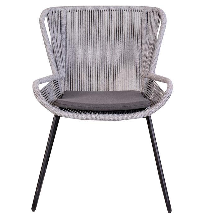 "Rodeo rope dining chair, $199, [Harvey Norman](https://www.harveynorman.com.au/rodeo-outdoor-dining-chair.html|target=""_blank""