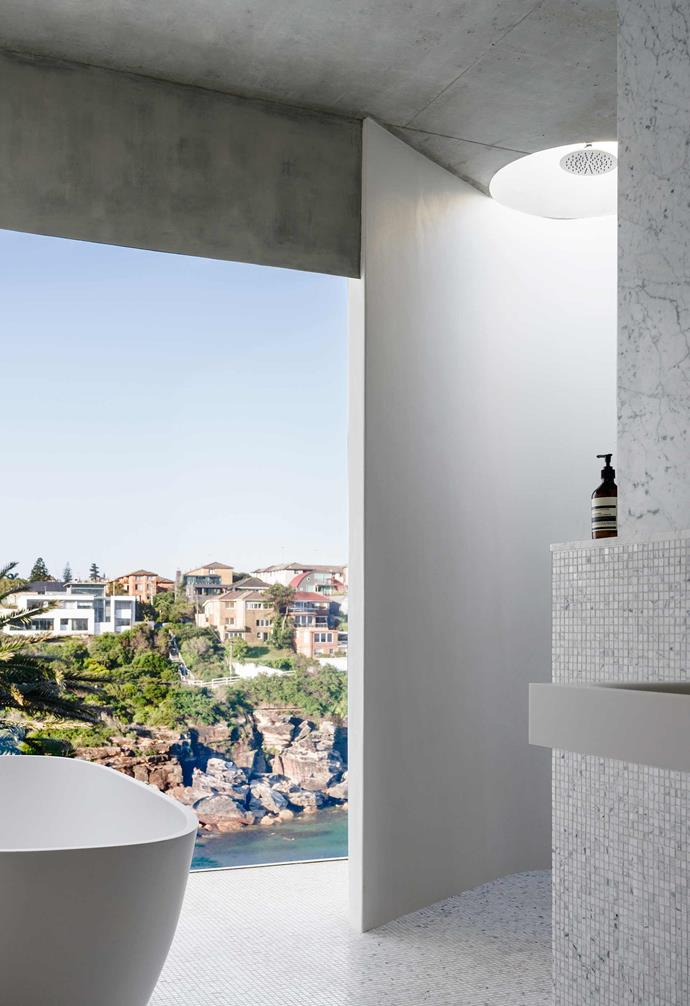 """**Bathroom** The [master ensuite](https://www.homestolove.com.au/ensuite-bathroom-design-ideas-18820