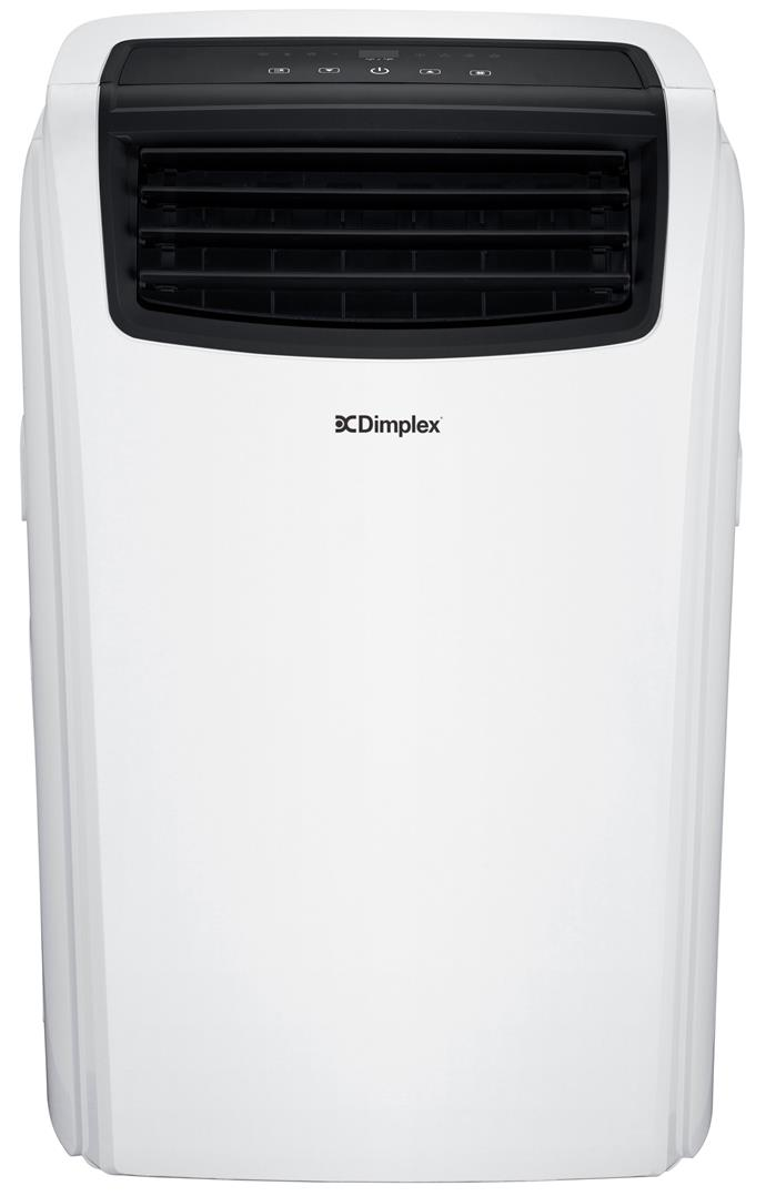 """This portable Dimplex cooling only aircon can reliably cool smaller rooms of 25 square metres or less. It can also be used as a dehumidifier, removing moisture from your home's air, and helping to limit the growth of mould and mildew.  <br><br> Dimplex DCPAC12C 3.5kW Cooling Only Portable Air Conditioner, $680, [Appliances Online](https://www.appliancesonline.com.au/product/dimplex-dcpac12c-portable-air-conditioner