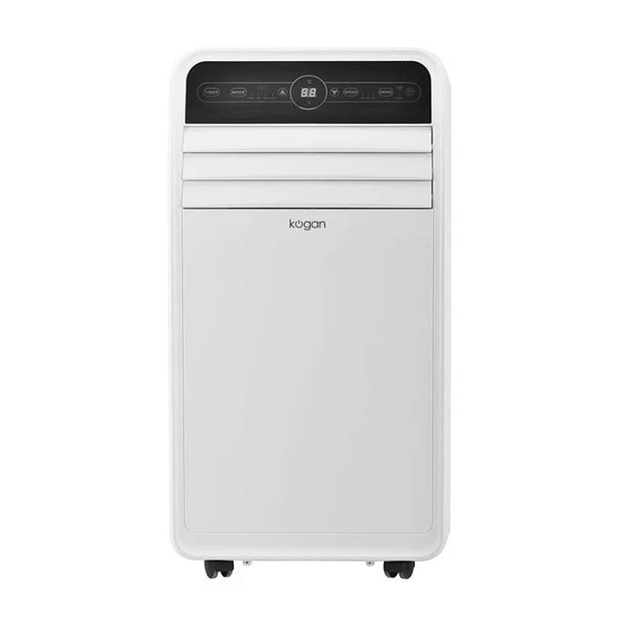 "The smart way to heat and cool your home, the Kogan SmarterHome™ 4.1kW Portable Smart air conditioner will keep you comfortable all year round and can be controlled right from your smartphone. <br><br> Kogan SmarterHome™ 4.1kW Portable Smart Air Conditioner, $499.99, [Kogan](https://www.kogan.com/au/buy/kogan-smarterhome-41kw-portable-air-conditioner-14000-btu-reverse-cycle/|target=""_blank""