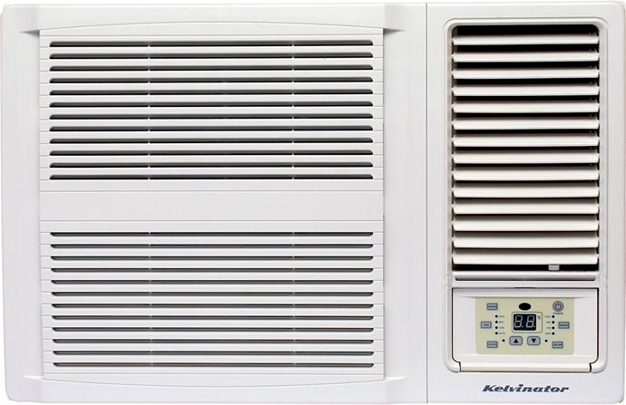 """Window air conditioners are designed to be mounted to a window and can assist with cooling a small-medium sized area.  <br><br> Kelvinator KWH39HRE 3.9kW Window Box Reverse Cycle Air Conditioner, $714, [Appliances Online](https://www.appliancesonline.com.au/product/kelvinator-kwh39hre-39kw-window-box-air-conditioner?sli_sku_jump=1