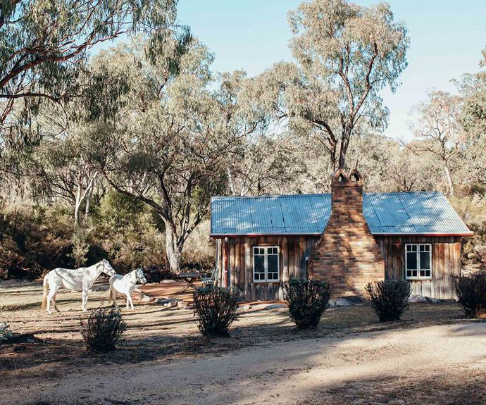 Diamondvale Cottages offer luxury accommodation.
