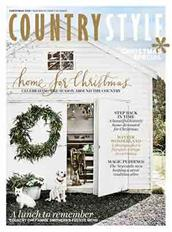 Country Style magazine cover