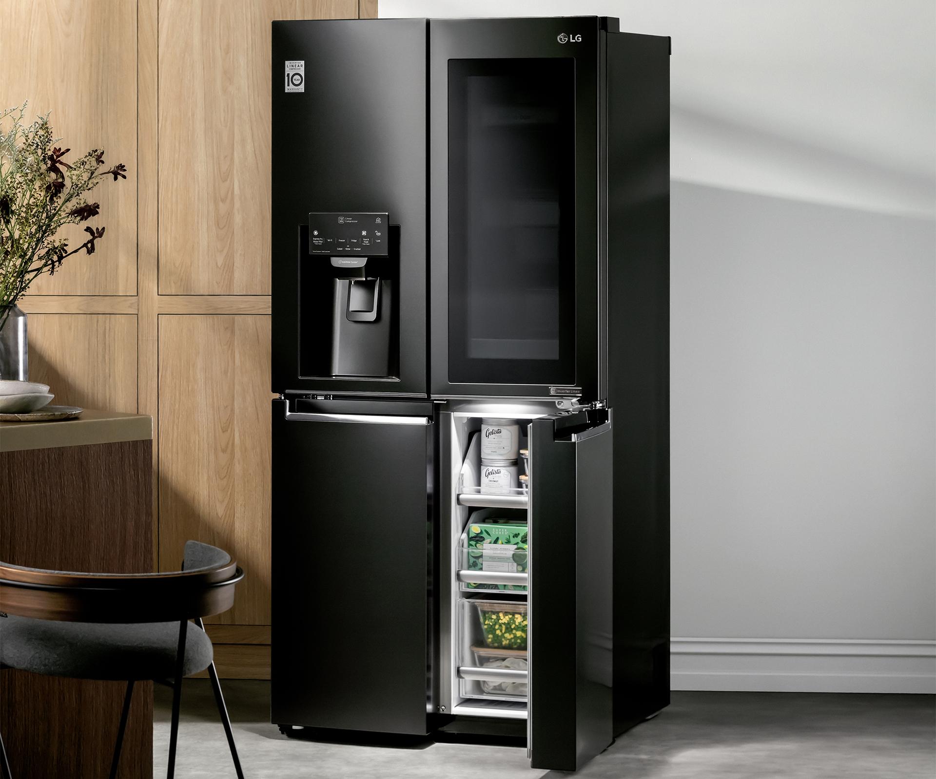4 new fridges for the modern entertainer