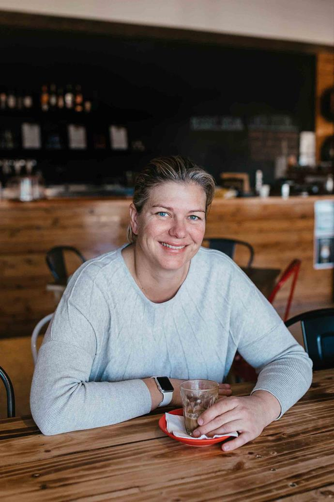 Jamworks co-owner Stephanie Ingall grew up in Stnathorpe and left for 23 years before returning to start the business.