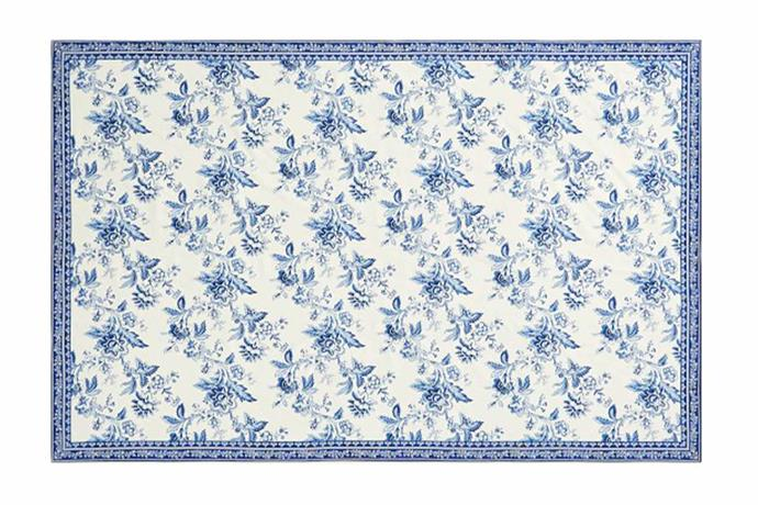 "Fairfield Palampore tablecloth by AERIN, $156, [Williams Sonoma](http://www.williams-sonoma.com.au/|target=""_blank""