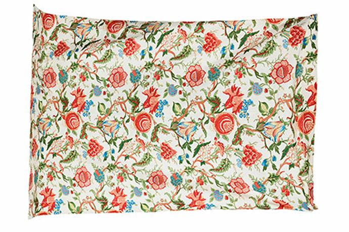 "Duchess tablecloth, $215, [Canvas+Sasson](http://www.canvasandsasson.com.au/|target=""_blank""