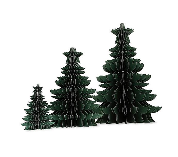 "Décor-Paper tree set, $39.95, from [David Jones](https://www.davidjones.com/home-and-food/christmas/christmas-tabletop/22608344/D%C3%A9cor-Paper-Tree-Set.html|target=""_blank""