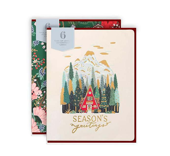 "Christmas joy boxset, $29.95/6 pack, from [Bespoke Letterpress](https://bespokepress.com.au/collections/christmas/products/joy-boxset-6pk|target=""_blank""