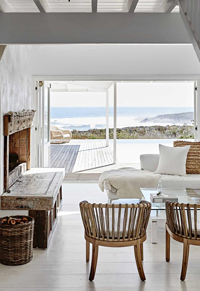 """The site sits on the south side of the bay, giving it a key advantage over other local properties – the ability to [orientate the house to the north](https://www.homestolove.com.au/the-aspect-effect-what-does-the-direction-your-property-face-mean-16229