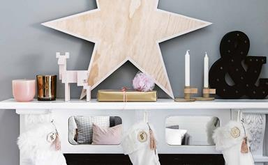 40 thrifty Christmas decorating ideas