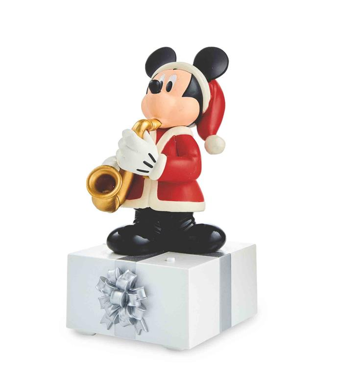 Disney Musical character **figurines**, $24.99.