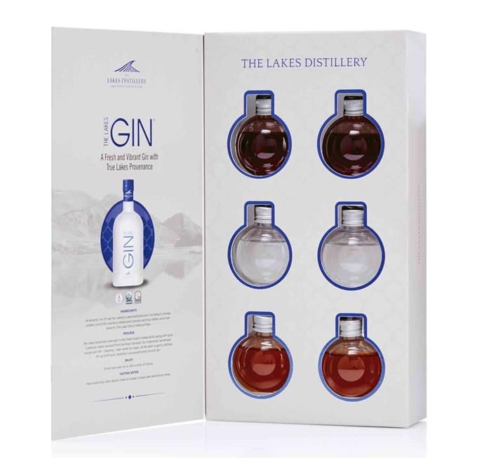 The Lakes Christmas **gin baubles**, $34.99.