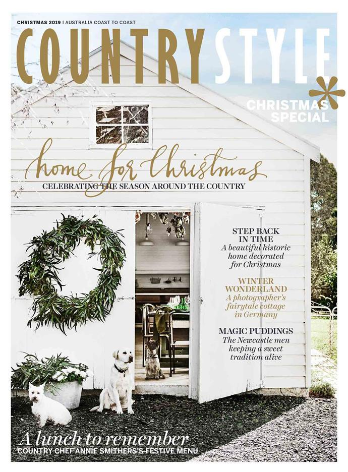 """**2019**<P> <p>This year we joined [chef Annie Smithers](https://www.homestolove.com.au/central-victoria-farm-garden-18818