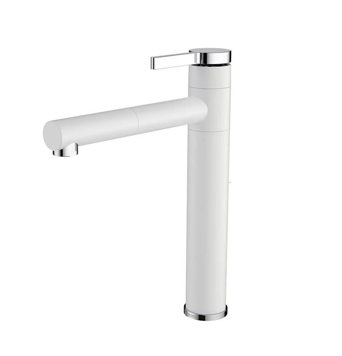 "Caroma Twin Sink Mixer in White, $171, [Bunnings](https://www.bunnings.com.au/caroma-twin-sink-mixer-white_p5004394|target=""_blank""
