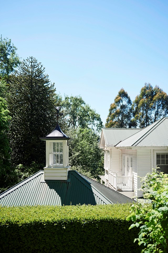 "**Gutters**<br><br>  [Cleaning your gutters](https://www.homestolove.com.au/how-to-clean-gutters-16183|target=""_blank"") is one of those jobs that's easy to put off. Out of sight, out of mind and all that. But overflowing gutters and blocked downpipes can lead to rainwater seeping into your walls and ceilings; and dried leaves can be a fire hazard, too."