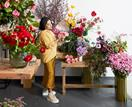 Creative we love: florist Myra Perez from My Violet