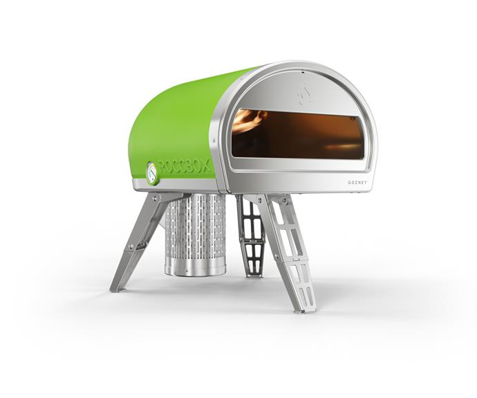 "**Splurge** Roccbox portable pizza oven, $899, [Gozney](https://www.gozney.com/store/au/rocc-ovens/roccbox|target=""_blank""